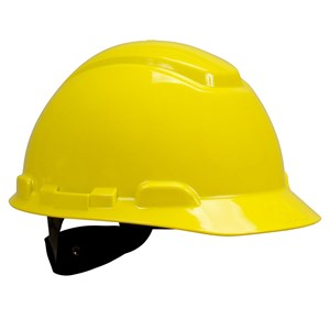 Helm Safety 3M Hard Hat H-700 Series Ratchet Suspension