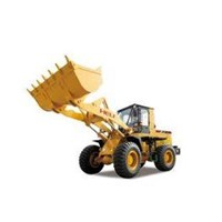 Mesin Wheel Loader 1