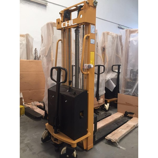 Pallet Stacker handlift semi electric