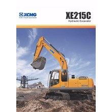 XCMG Excavators XE215C