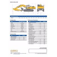 Jual Excavators XCMG XE335C 2