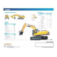 Jual Excavators XCMG XE470C 2