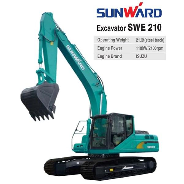 Excavator SWE210E Harga Termurah
