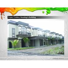 Cat Rich Mansion Housing Complex - Citra Garden