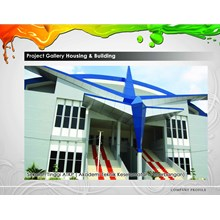 Housing and Building Sekolah ATKP Medan