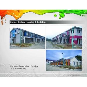 Housing & Building Komplek Perumahan Zequita