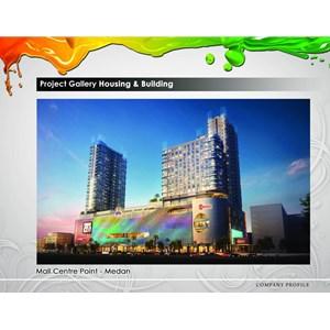 Building  By PT Mega Warna Lestari