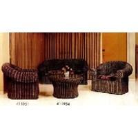 Sell Big VIP Chair Set 4 Rottan