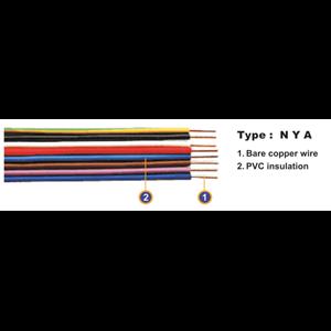 Kabel Listrik Tipe NYA