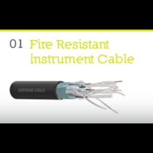 01 Fire Resistant Instrument Kabel