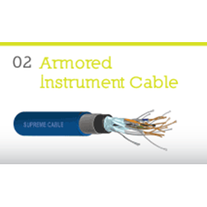 02 Armored Instrument Kabel