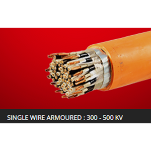 Kabel SINGLE WIRE ARMOURED