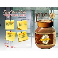 Java Coconut Ginger Jar 1