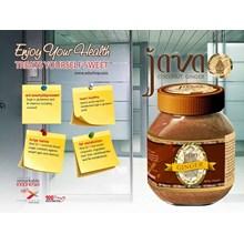 Java Coconut Ginger Jar