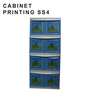 Cabinet Printing SS4