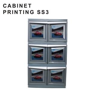 Lemari Pakaian Printing Ss3