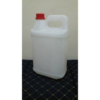 Jerigen 5 Liter Plastik Hdpe