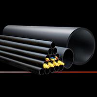 Pipa HDPE High Density Polyethylene 1
