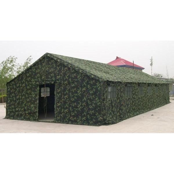 Tenda Pleton Militer