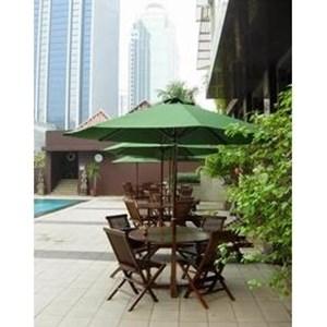 Payung Cafe Jati - payung teras
