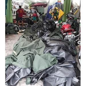 Produksi Tenda Pleton