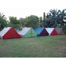 Camping tent 3 x 4