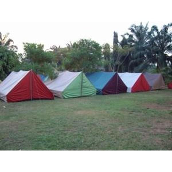 Tenda Camping 3 x 4