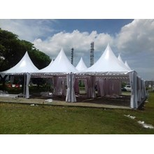 Sarnafil Tent Production