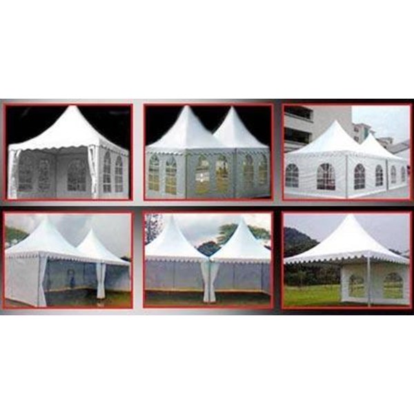 Sarnafil Tent Production