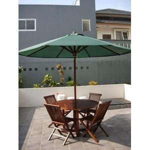 Teak Cafe Umbrellas