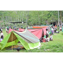 The Scout tent 2