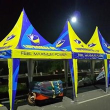 Price Tent - promotion tent