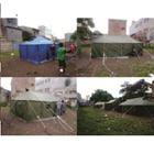 Tenda pramuka Super Praktis - peralatan berkemah 3