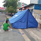 Tenda pramuka Super Praktis - peralatan berkemah 2