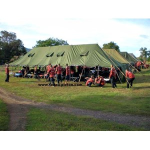TNI Platoon Tent Standard Offers & Sell TNI Platoon Tent Standard Offers from Indonesia by Tenda ...
