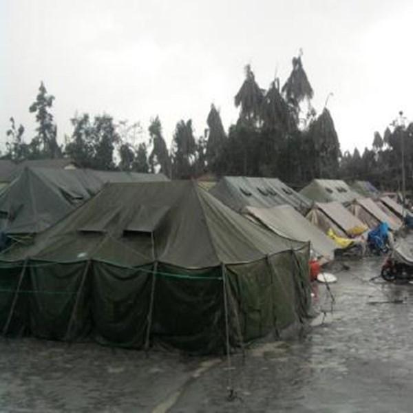 Produksi Tenda Regu