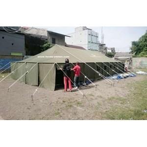 Tenda Peleton Standar TNI