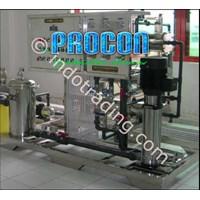 Mesin Reverse Osmosis 100 M3/Hari