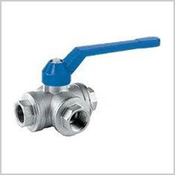 way ball valve