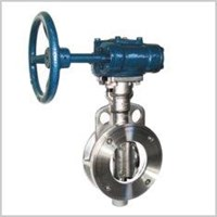 butterfly valve metal