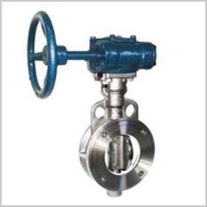 butterfly valve metal