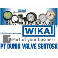 WIKA PRESSURE GAUGE 1