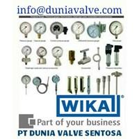 Jual WIKA PRESSURE GAUGE 2