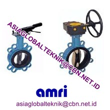BUTTERFLY VALVES, AMRI