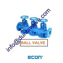 BALL VALVES ECON