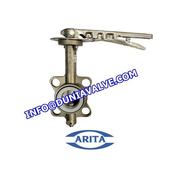 ARITA - BUTTERFLY VALVES