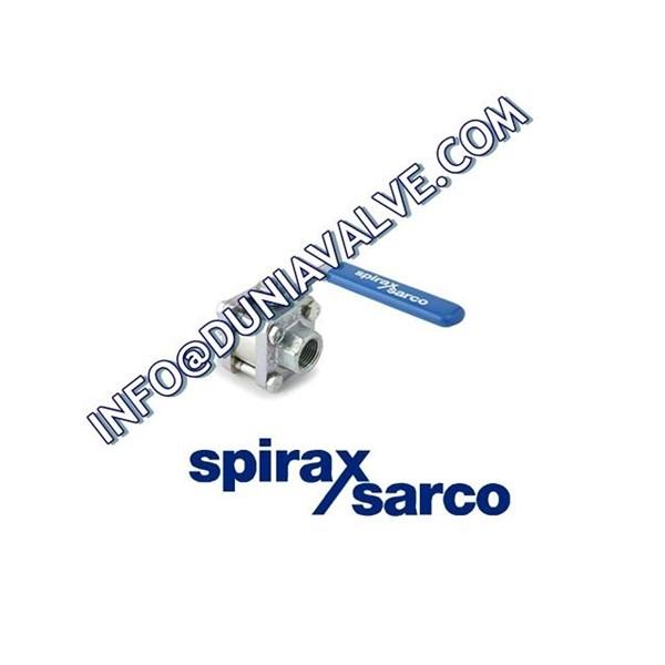 SPIRAX SARCO BALL VALVE