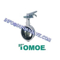 BUTTERFLY VALVE TOmoe 1