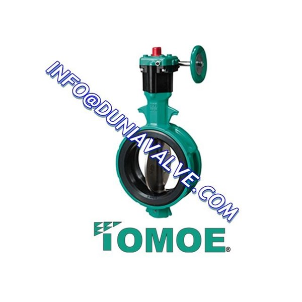 BUTTERFLY VALVE - TOMOE