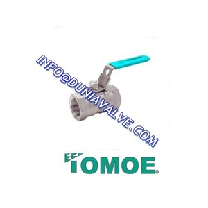 BALL VALVE TOMOE